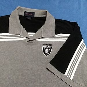 Raider Collard shirt
